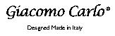 GIACOMO CARLO